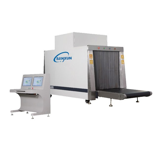Airport X-Ray Baggage Security Scanner
